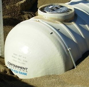 4' Diameter - Single Wall - 600 Gallon Tank-0