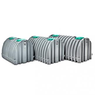 1250 Gallon NuConSept Septic Tank- Double Compartment (IAMPO)-0