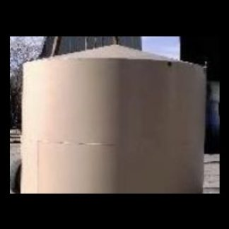 welded steel water tank complete coating