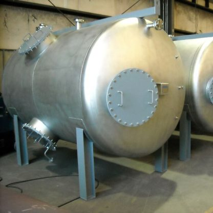 "11'-6"" Dia x 12'-0"" Tall ASME Vertical Pressure Vessels -Tank-0"