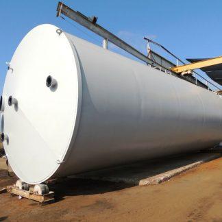 "8'-0"" Dia x 32'-0"" Tall UL 142 Double Wall Vertical Steel Tank-0"