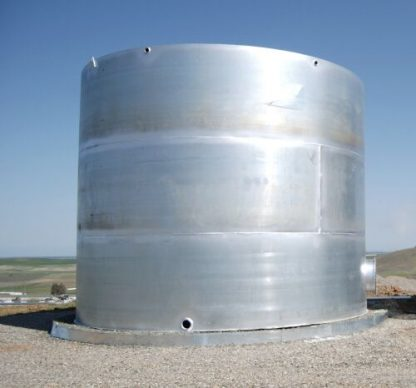 "25000 Gallon 11'6"" Dia x 32'-0"" Tall-0"