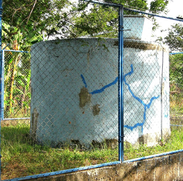Cement-Tank