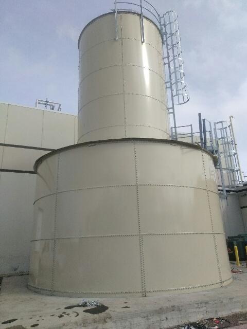 Waste-water-tanks