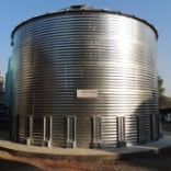 79,000 gal. Potable Water Tank