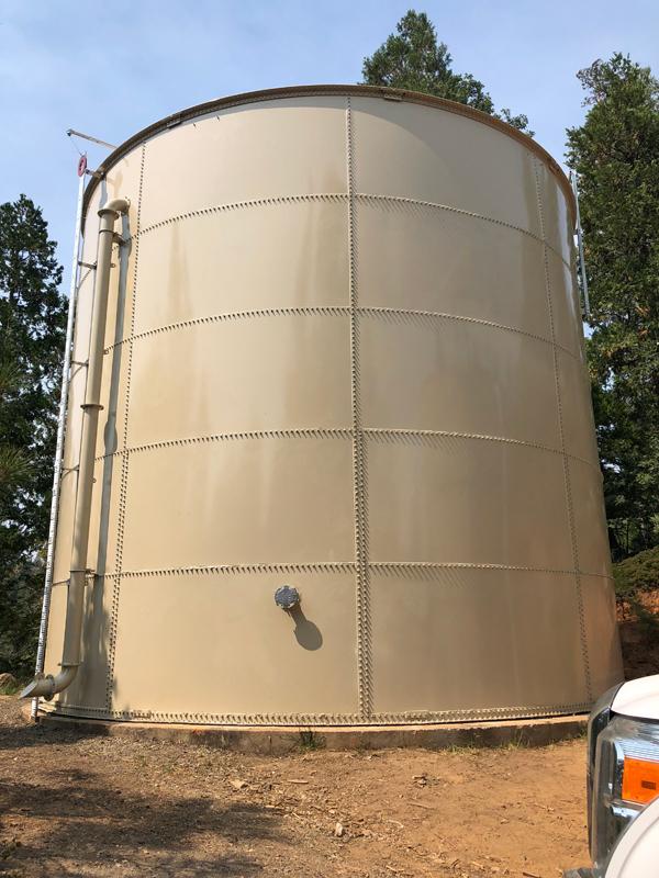 Architectural Tank