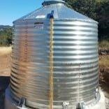 3,416 gal. Rain Harvesting Tank