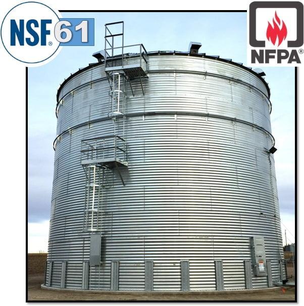 Steel Core Tank Premier dealer - National Storage Tank