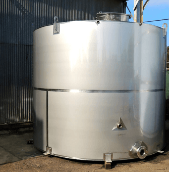 Water Chemical Tanks