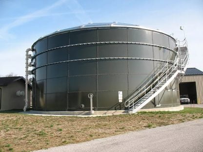 250,000 Gallon Glass-Fused Bolted Steel Tank