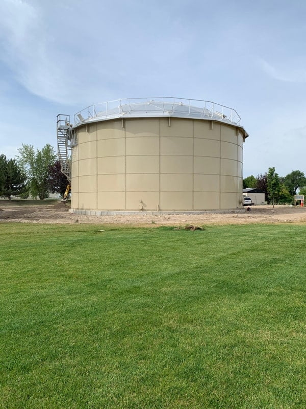 175 000 Gallon Bolted Steel Tank National Storage Tank