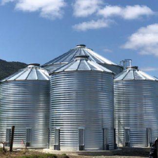 14000 Gallons Galvanized Water Storage Tank