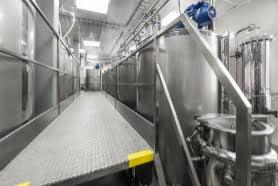 Aluminum Catwalks & Mezzanines