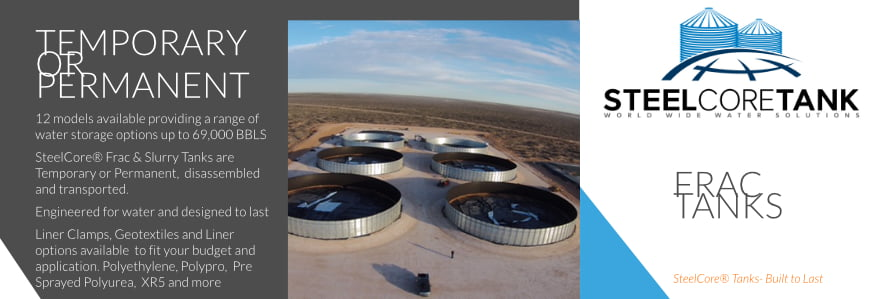 Frac and Slurry Tanks Brochure