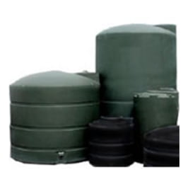 1000 Gallon Water Storage tanks for the Cannabis Industry