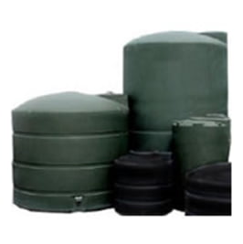 5000 Gallon Water Storage tanks for the Cannabis Industry