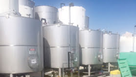 Welded Stainless Steel Tanks