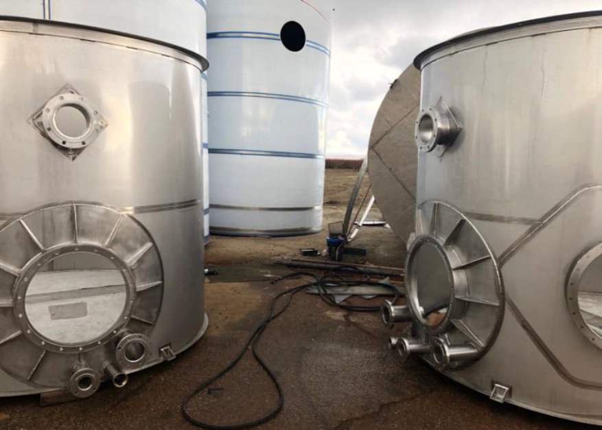 Stainless Steel Specialty Tanks